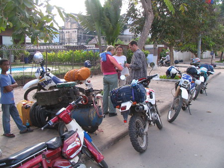 how to travel from phnom penh to kratie